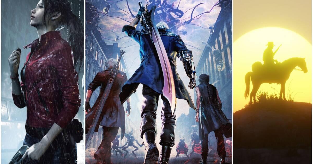 Xbox presenta sus Ofertas de Primavera: Devil May Cry 5, Red Dead Redemption 2 y más
