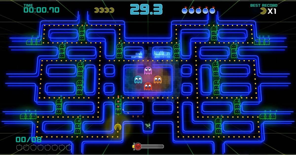 Pac-Man Championship Edition 2 llegará el 13 de septiembre a consolas y PC