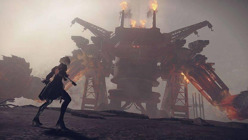 E3 2018: 'NieR: Automata' todavía podría llegar a Nintendo Switch