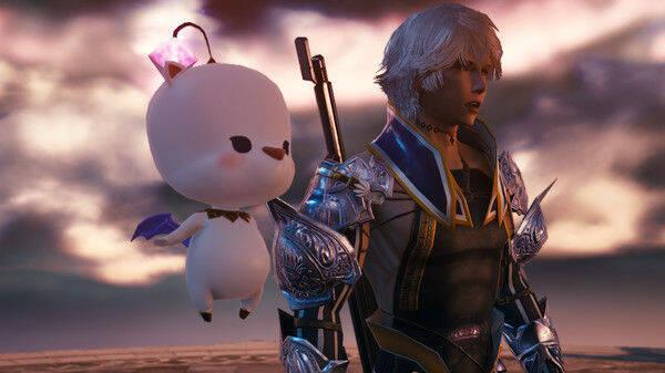Mobius Final Fantasy ya está disponible en PC