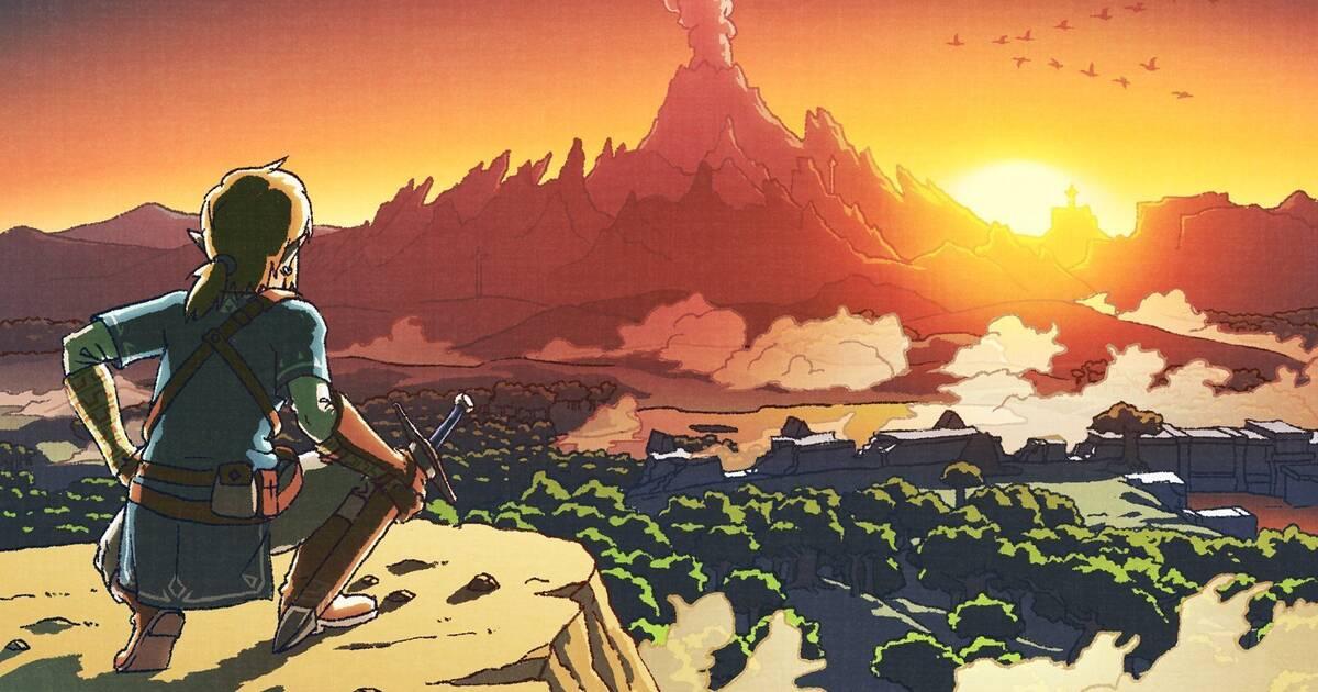 The Legend Of Zelda Breath Of The Wild Sera El Ultimo Juego De