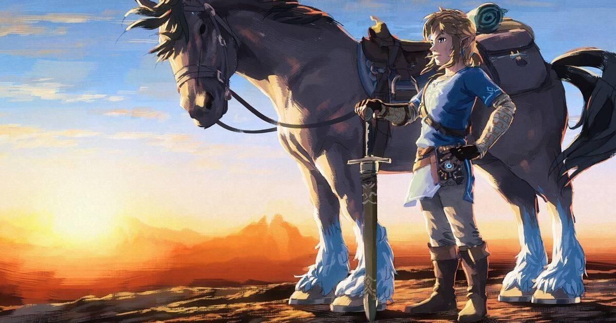 Diez situaciones curiosas en The Legend of Zelda: Breath of the Wild