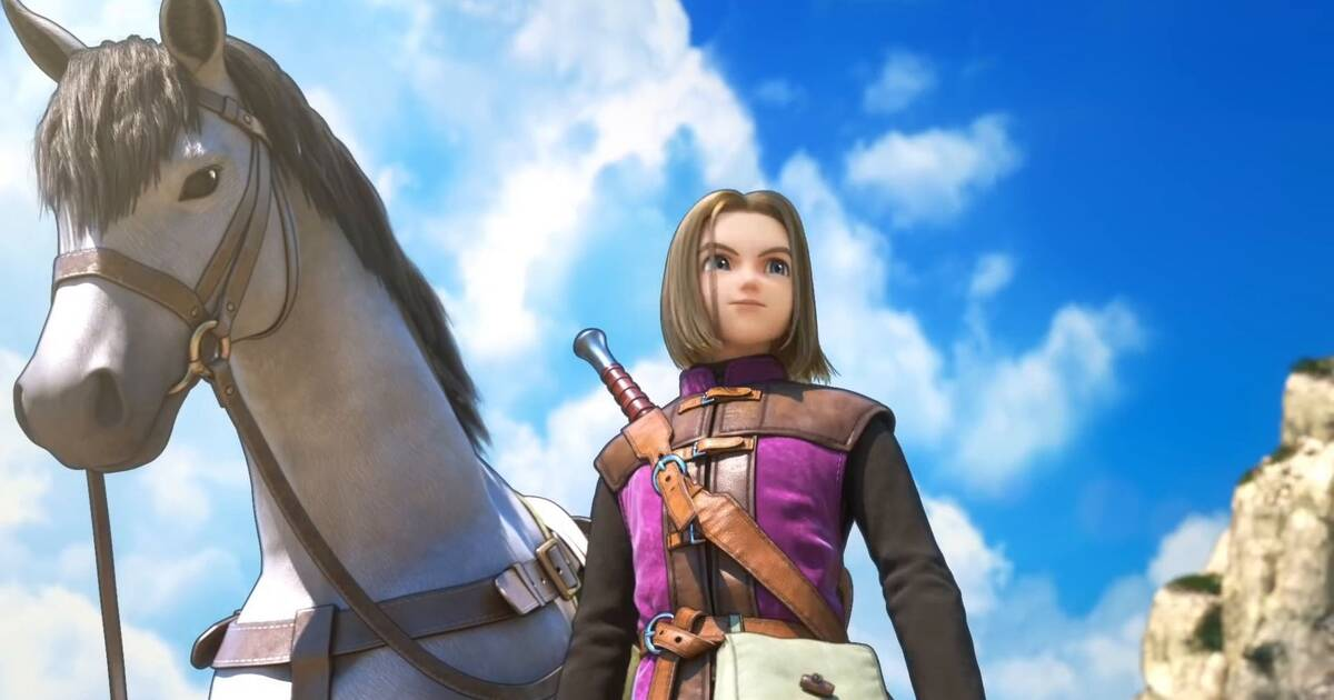 E3 2019: Dragon Quest XI S llega a Nintendo Switch el 27 de septiembre
