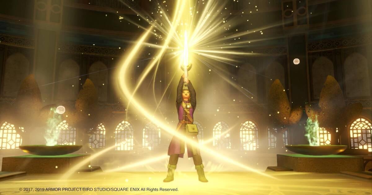 E3 2019: Dragon Quest XI S muestra sus novedades en 30 minutos de jugabilidad