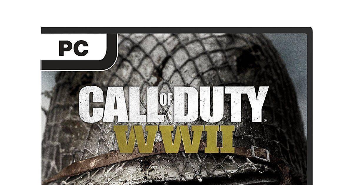 Primeras imágenes, teaser y posible carátula de Call of Duty: WWII