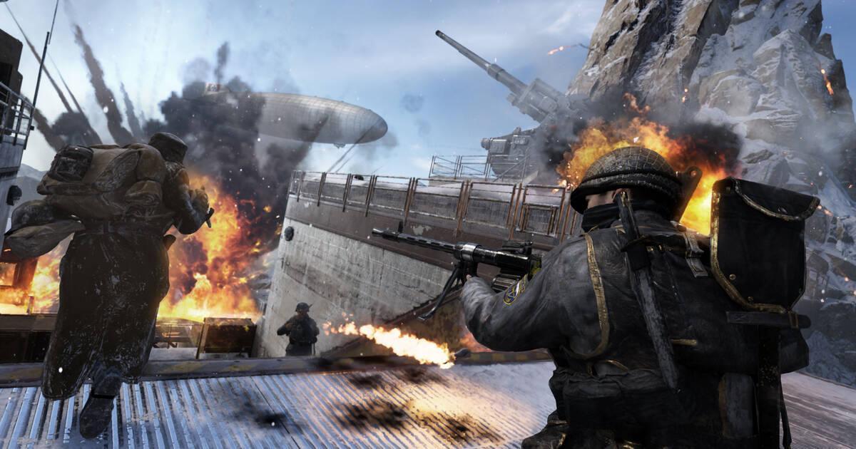 WWII recibirá un último DLC — Call of Duty