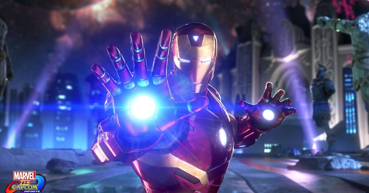 Se filtran nuevos personajes para Marvel vs. Capcom: Infinite