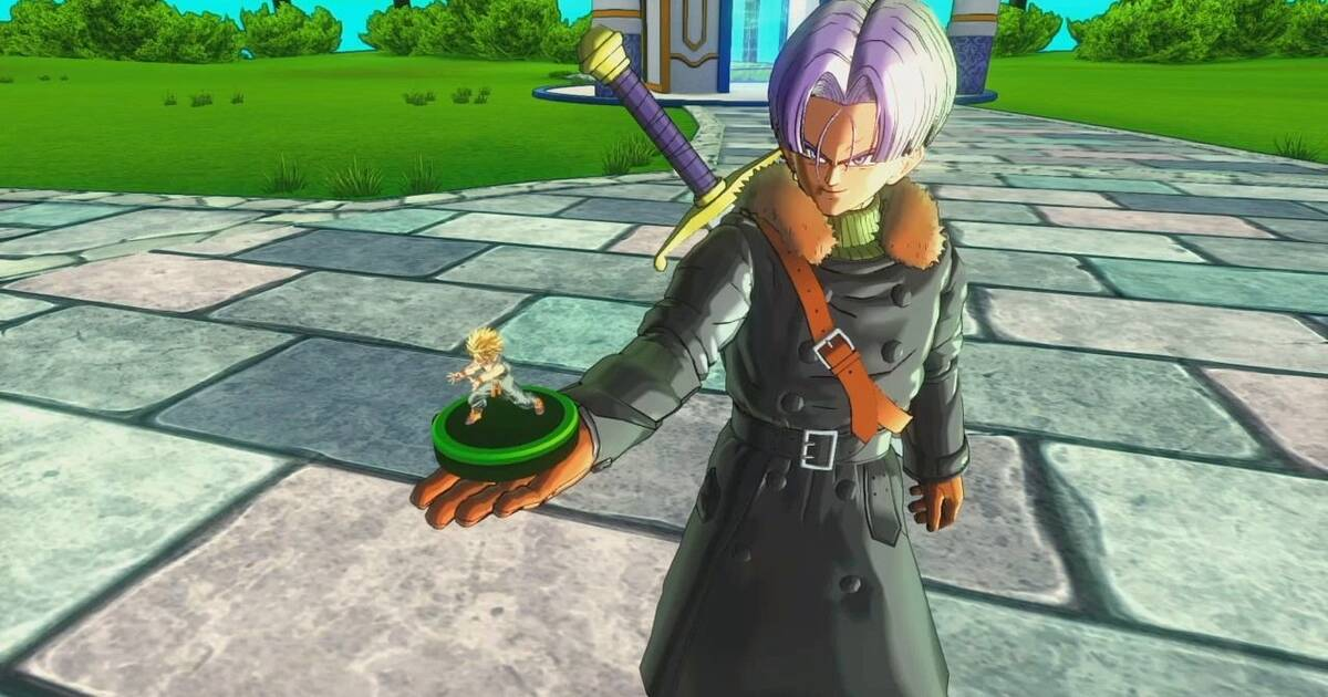Dragon Ball Heroes tendrá un juego para Nintendo Switch