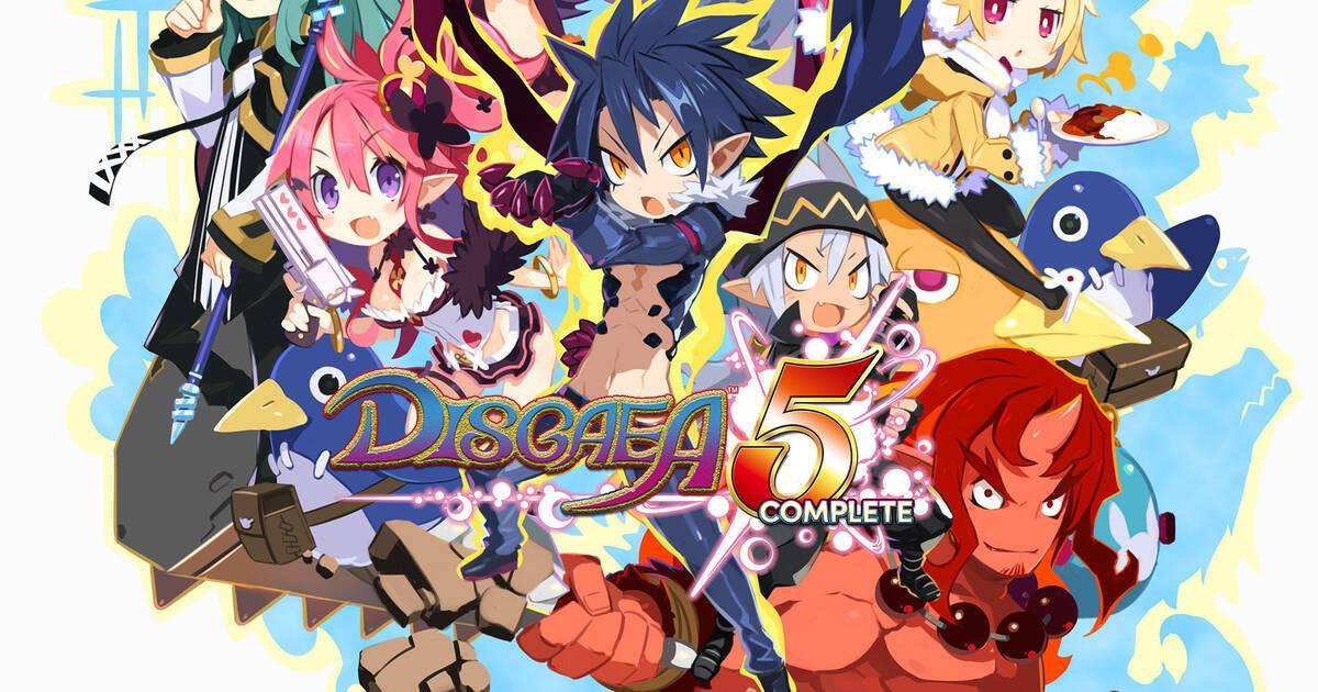 NIS confirma que Disgaea 5 Complete ha vendido más de 100.000 copias