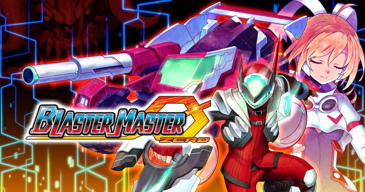 Blaster Master Zero llegará a PC el próximo 14 de junio