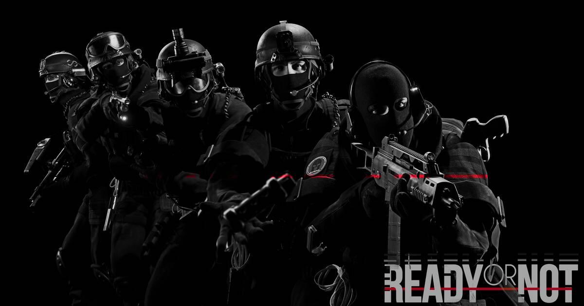Ready or Not, un juego de acción donde los jugadores encarnan a un SWAT