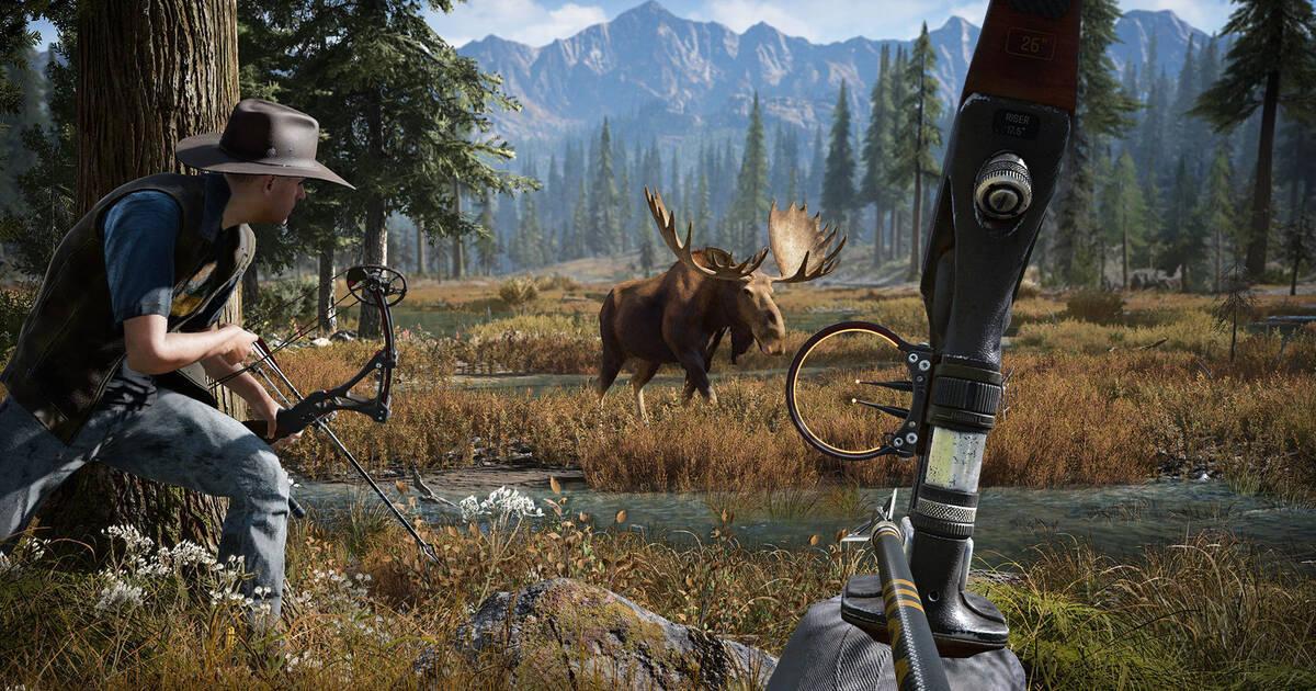 Far Cry 5 No Se Cortara Un Pelo Con La Violencia Vandal