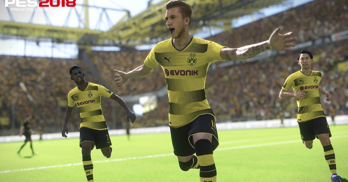 PES 2018 Lite, la versión gratuita del juego de fútbol, ya