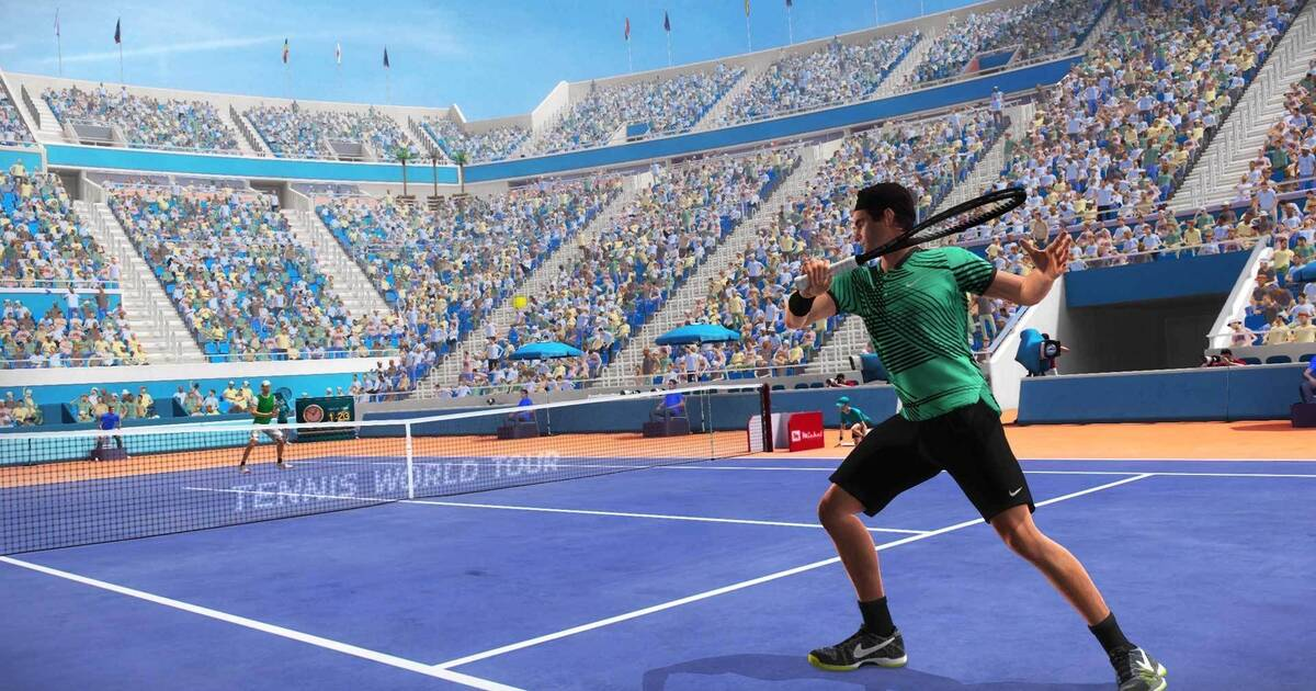 Con polémica, volvieron los juegos de tenis — eSports