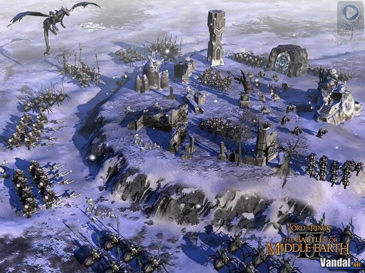 Nuevas imágenes de El Señor de los Anillos: La Batalla por la ...