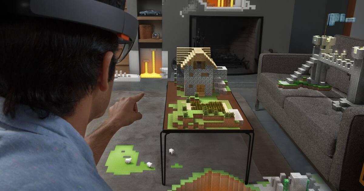 Microsoft muestra en vídeo cómo veríamos con sus HoloLens