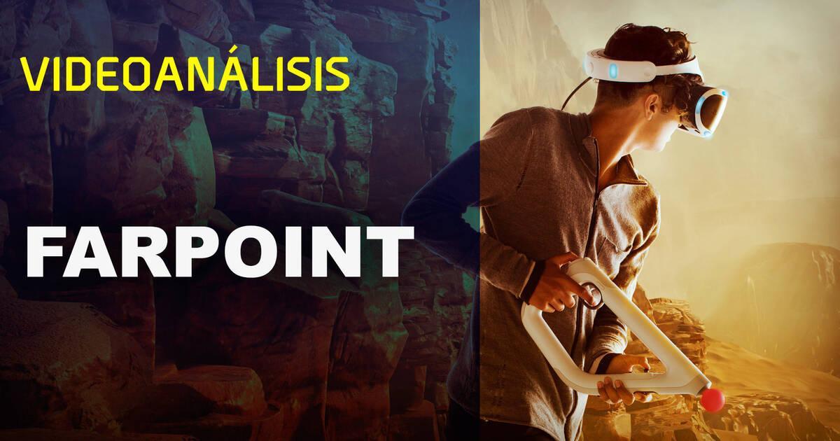 Videoanálisis Farpoint para PS VR