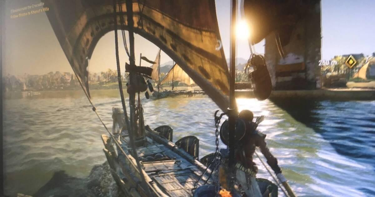 Nuevos rumores sobre la jugabilidad y la trama de Assassin's Creed: Origins