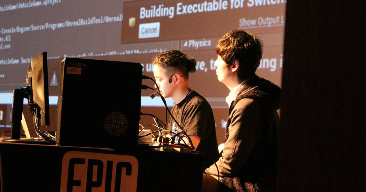 Epic Games desvela cómo empezaron a trabajar con Nintendo