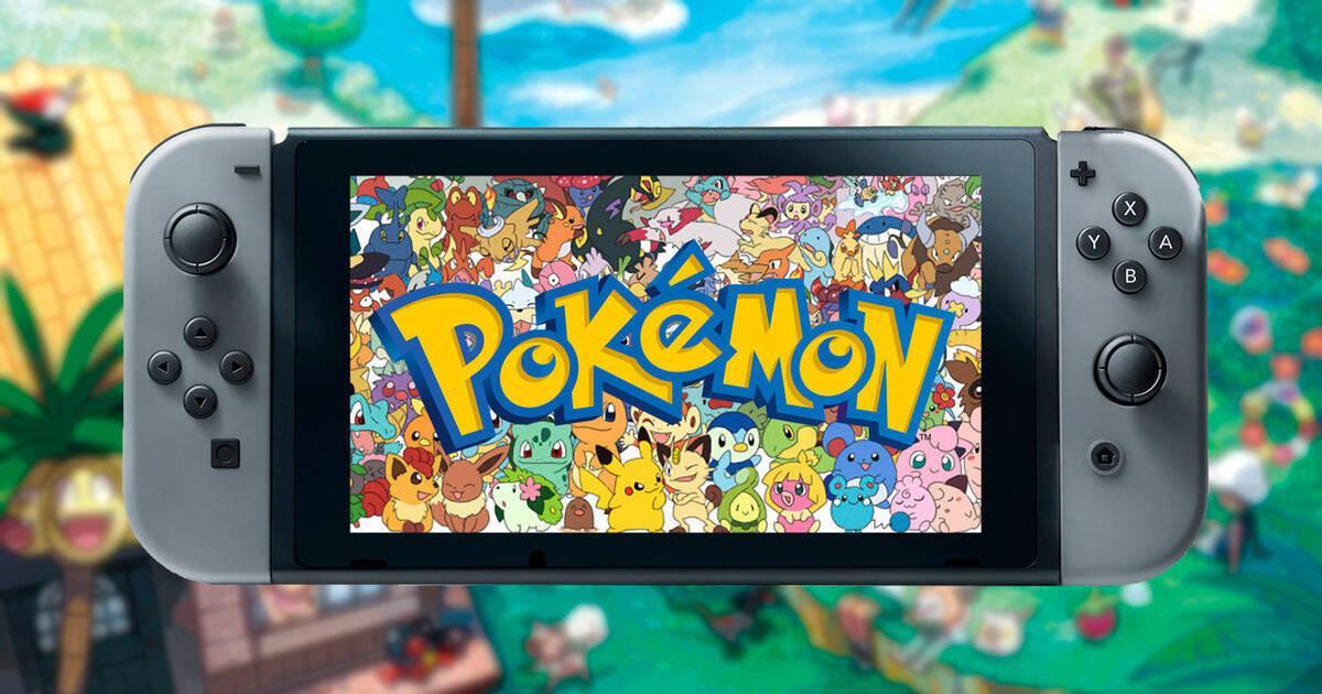 Pokemon Let S Go Podria Ser El Primer Juego De La Saga En Switch