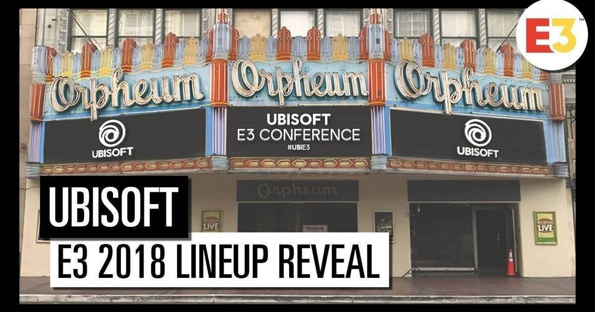 Ubisoft Detalla Sus Juegos Para El E3 Y Confirma Sorpresas Vandal