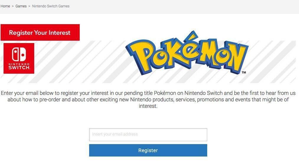 Let's Go, Pikachu! / Eevee! para Switch — Tráiler de Pokémon