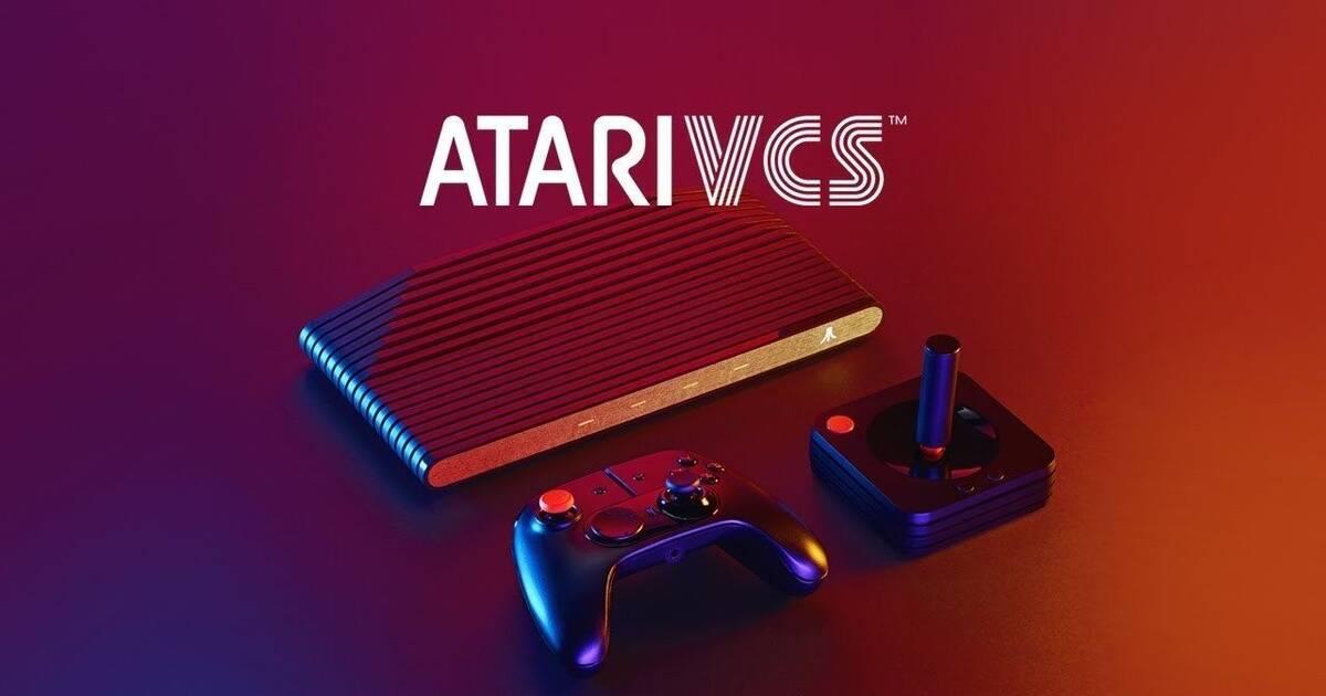 Aquí tienes las especificaciones de la Atari VCS