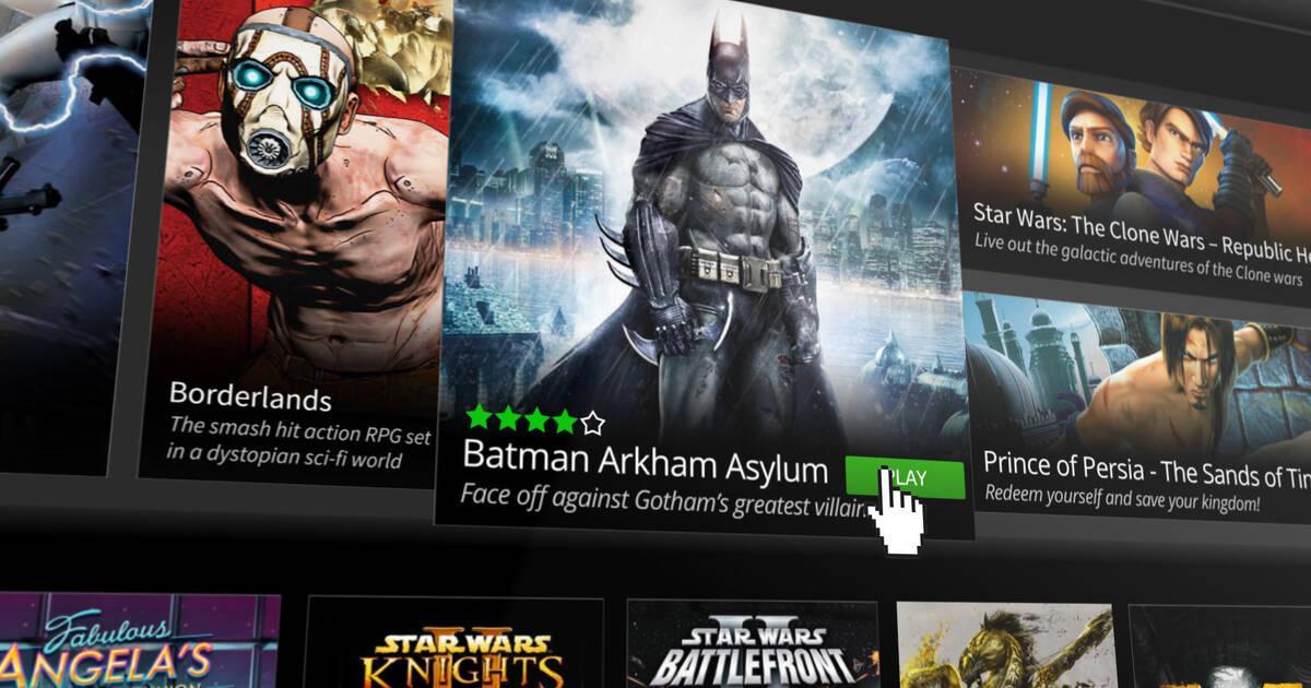 Lanzado Utomik, el 'Netflix de los videojuegos' para PC