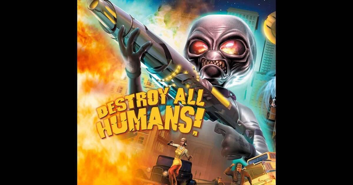 Rumor: Un nuevo Destroy All Humans será anunciado por THQ Nordic en el E3 2019