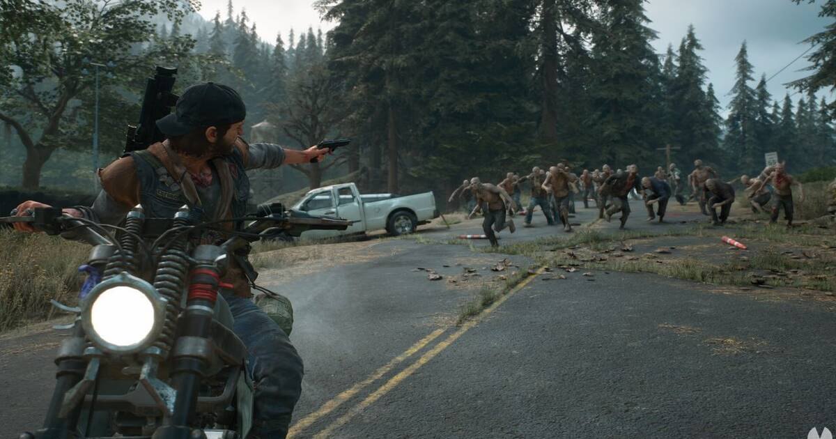 Days Gone exclusiva de PlayStation... por ahora