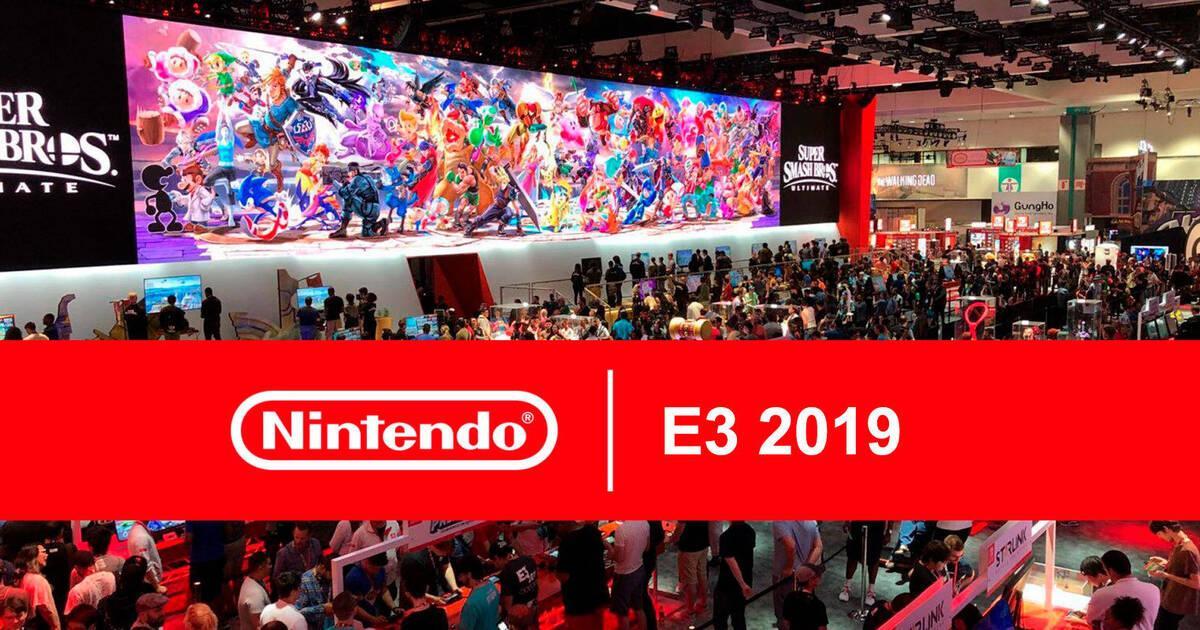 Ya hay fecha y hora para el Nintendo Direct de E3 2019