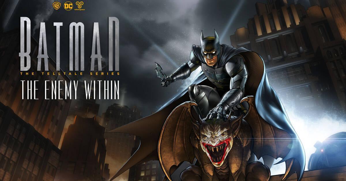 Fnac lista la versión de Nintendo Switch de Batman: A Telltale Series