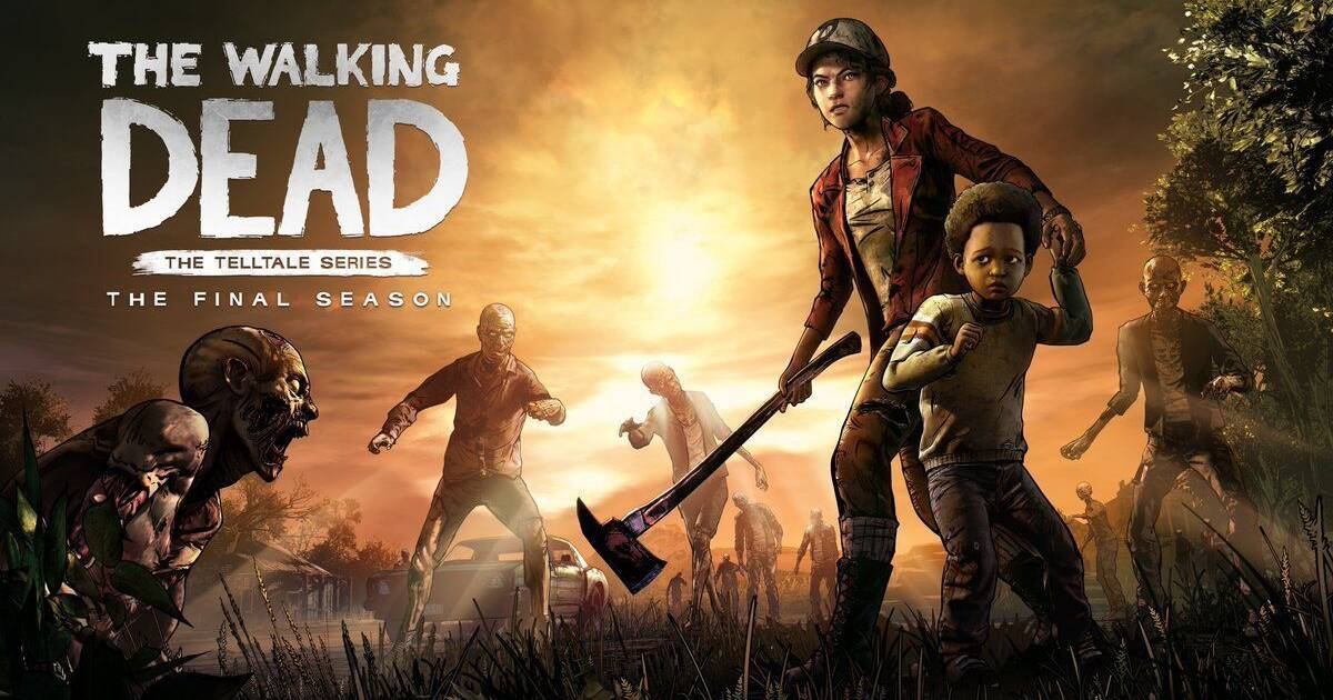 Skybound terminará la última temporada de The Walking Dead de Telltale
