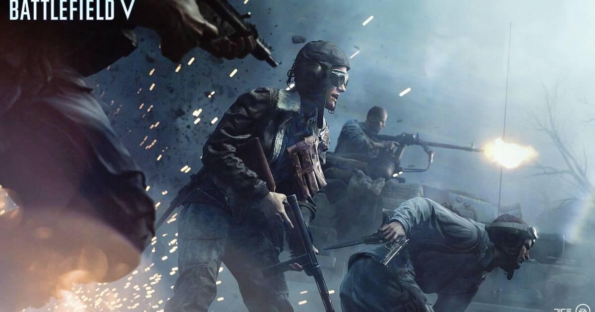 Experimenta y vive la Segunda Guerra Mundial en Battlefield V | Tecnologia