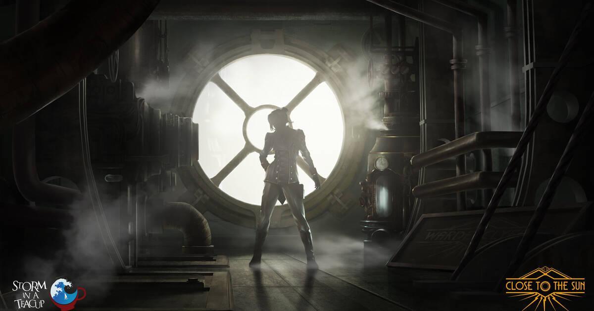 El Juego De Terror Close To The Sun Llegara En 2019 A Ps4 Pc Y Xbox