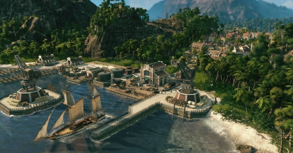 Ubisoft anuncia que Anno 1800 será exclusivo de Uplay y Epic Store