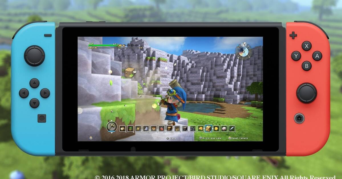 Dragon Quest Builders y Kirby: Battle Royale estrenan demos