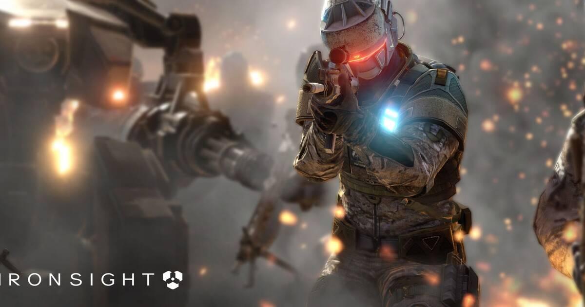 Anunciado el shooter multijugador gratuito Ironsight para PC