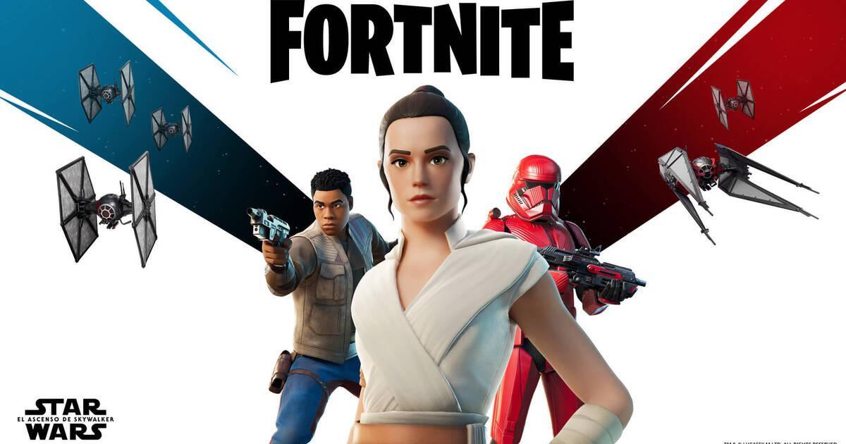 Resultado de imagen para Fortnite Star Wars