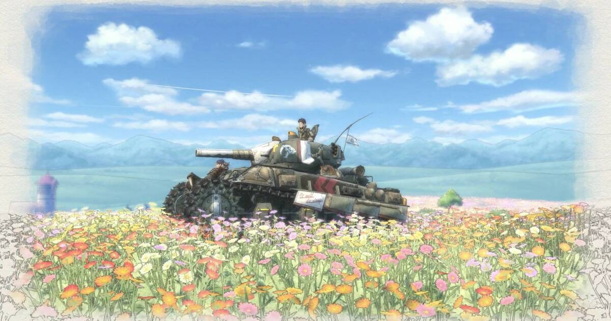 Ya está disponible el demo Valkyria Chronicles 4