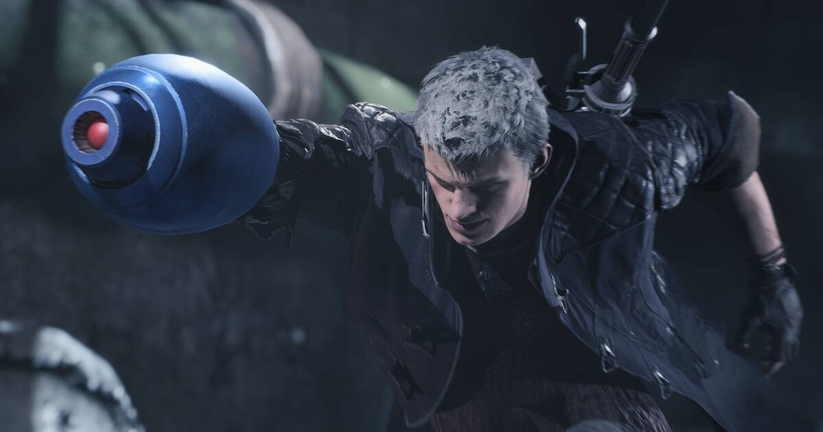 Capcom presenta la Deluxe Edition de Devil May Cry 5