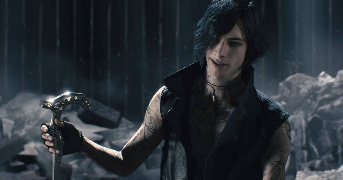 Devil May Cry 5 estrena tráiler con Dante en acción #TGS2018