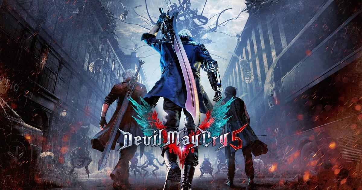 Devil May Cry 5 se ambienta después de Devil May Cry 2