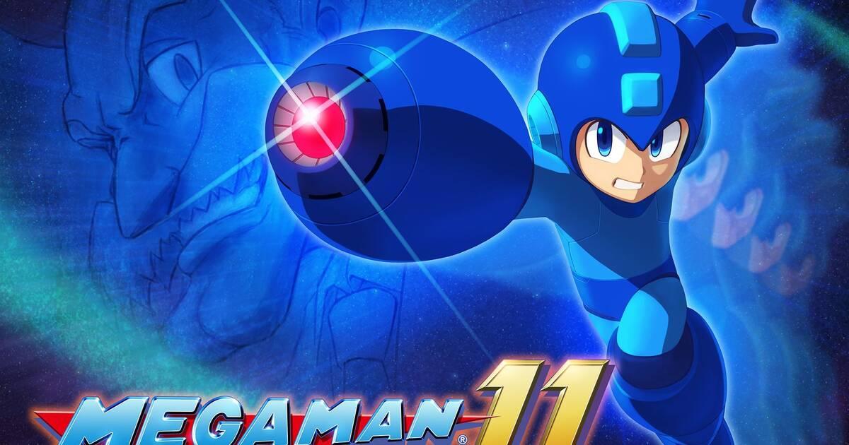 Mega Man 11 estará disponible el 2 de octubre