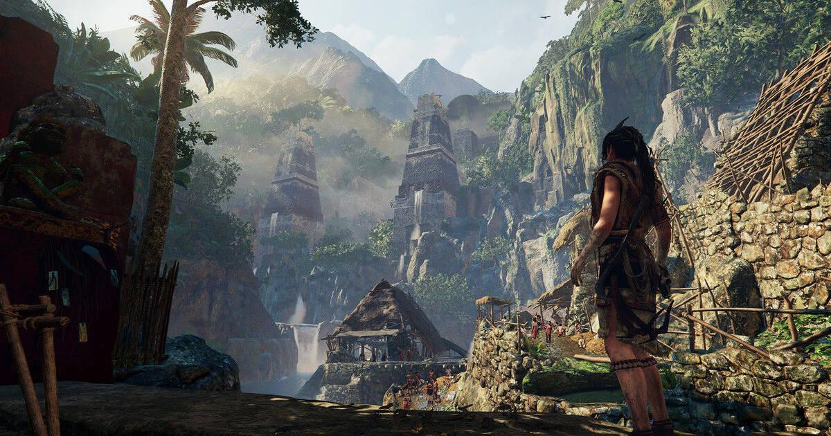 Los primeros 15 minutos de juego de Shadow of the Tomb Raider