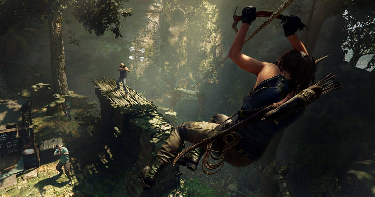Shadow of the Tomb Raider tendrá un completo modo New Game Plus