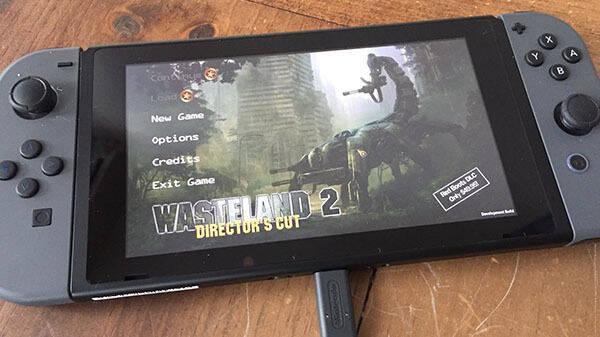 Wasteland 2 se prepara para llegar a Nintendo Switch