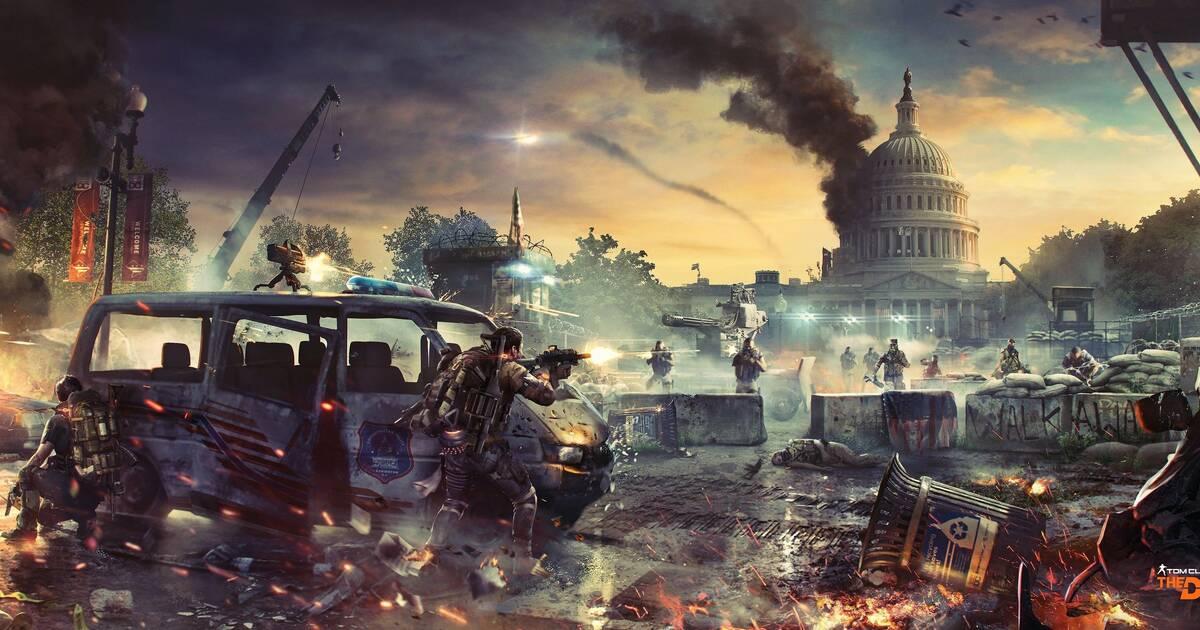 The Division 2 para PC debutará en la Epic Games Store