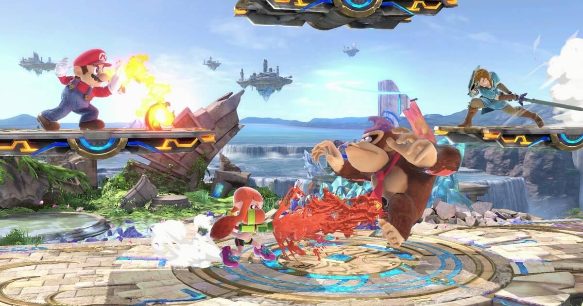 E3 2018 Super Smash Bros Ultimate Es Un Juego Nuevo Y Hecho Desde