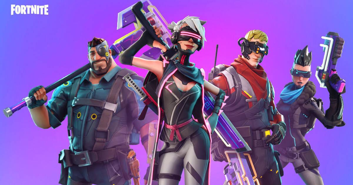 La temporada 5 de fortnite dar comienzo el 12 de julio for Fortnite temporada 5 sala